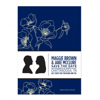 Maggie Save the Date Card