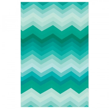 Chevron Stationery Back